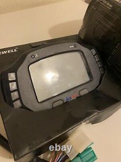 Acewell Digital Speedo Tacho Dash Display Kit Car Race Rally & ATV ACE7659
