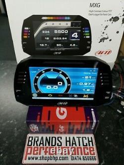 Aim MXG Car Racing 7 TFT Dash Dashboard Data logger with 2m GPS Module