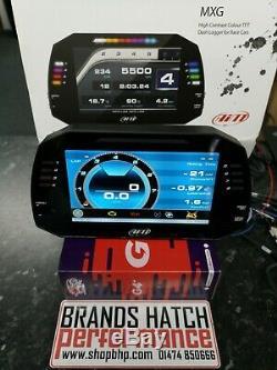 Aim MXG Strada 1.2 Car Racing 7 TFT Dash Dashboard Display OBDII OBD2