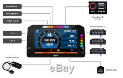 Aim MXP Strada1.2 Car / Motorbike Bike Race Icons TFT Dash Display OBD11 Harness