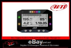 Aim Motorsport GS- Dash Car Racing Dash Display Kit Racing Lap Timer