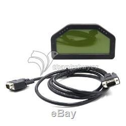 Car Race Dash Bluetooth Full Sense Dashboard LCD Rally Gauge SINCOTECH DO908 SSR