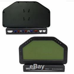 Car Race Dash Bluetooth Full Sensor Dashboard LCD Rally Gauge SINCOTECH