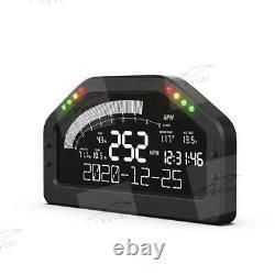 Car Race Dash Dashboard Digital Display Gauge Meter Full Sensor OBDll BT 9-16V