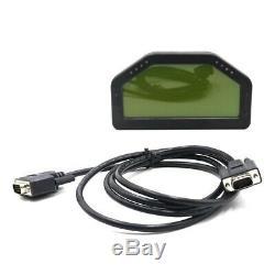 DO908 Car Race Dash Dashboard Gauge LCD Screen Full Sensor 10V-16V