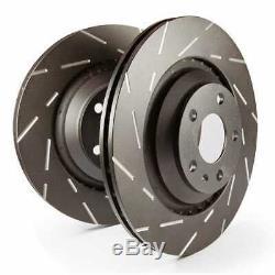 EBC Black Dash Disc USR549 Front Axle