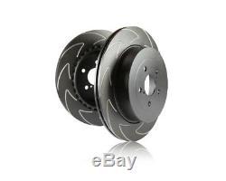 EBC Blade Sport Front Brake Discs for Honda Civic 2.0 Type-R FN2 201BHP 07 11