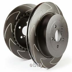 EBC Brake Discs Carbon Front for Audi A6 (4B, C5) BSD1150