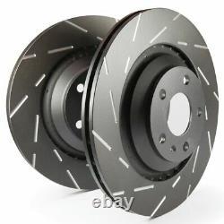 EBC Front USR Slotted Performance Brake Discs (Pair) USR7426