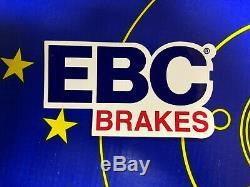 EBC Volkswagen T6 Transporter 2010 onwards EBC USR Front Brake Discs USR1306