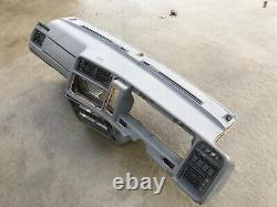 Ford Sierra Sapphire/ 3door RS Cosworth/ RS500 Race Car Dash Cut For Roll Cage