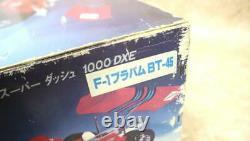 Kyosho Super Dash 1000 F1 Brabham BT-45 1/8 Engine RC Racing Car Assembly Kit