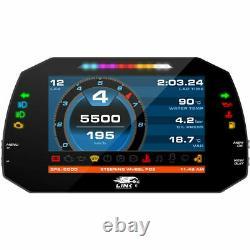 Link ECU MXG 7 Strada CAN RACE Car Dash Display WITH CAN Loom for Plugin ECU