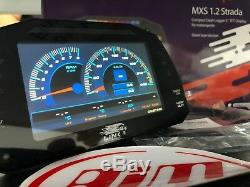 Link ECU MXG 7 Strada CAN RACE Car Dash Display WITH CAN Loom for Wirein ECU