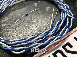 Link ECU MXS Strada CAN RACE Car Dash Display WITH CAN Loom for Wirein ECU