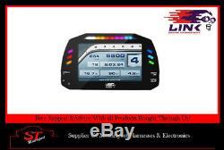 Link ECU MXS Strada CAN Race Edition Car Dash Display With CAN Loom Plugin ECU