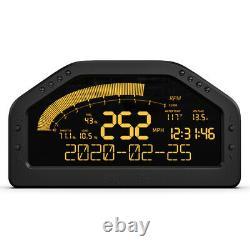 New Car Dash Race Display OBDll Bluetooth Dashboard LCD Screen Digital Gauge Kit