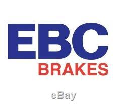New Ebc Greenstuff Front And Rear Brake Pads Kit Performance Pads Padkit1075