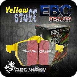 New Ebc Yellowstuff Front Brake Pads Set Performance Pads Oe Quality Dp41449r