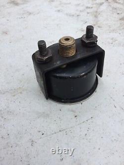 Old Us Gauge U S Vintage Dash Instrument Prewar Race Car Supercharger Supercar