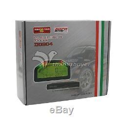 SINCOTECH DO904 Car Race Dash Bluetooth Full Sensor Dashboard LCD Rally Gauge EU