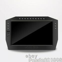 SINCOTECH DO909 Car Racing Dashboard Digital Gauge Full Sensor Touch Screen pan