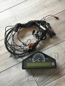 STACK Digital Dash Display Rally Track Race Racing Hillclimb Sprint Car 8k RPM
