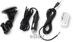 Universal Car Dash Race OBD2 Bluetooth Dashboard LCD Digital Gauge to 7000RPM &