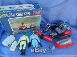 Vintage Showa SIDE CAR 750 Dash 8 KYOSHO RC Racing Cycle Assembly Kit Toy Rare