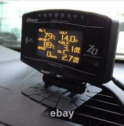 12v Digital Gauge Car Dash Race Rally Obd Capteur De Fil Haute Précision 12000rpm
