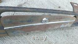 1962 1967 Mg Mgb Dash Avec Glove Box Door Original
