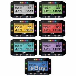 Aim Motorsport Gs-dash Display Pour Kit Voiture De Course De Données Lap Enregistrement / Synchronisation