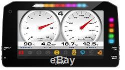 Aim Mxp Strada Tft 6 Dash Affichage Race Version Loom Can Kit Voiture Ecu Lien