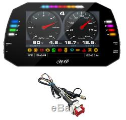 But Mxg Strada 1.2 Race Icons Car Racing 7 Tft Dash Dash Display Can Harness