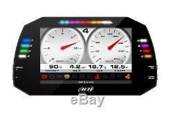 But Mxg Strada 1.2 Race Icons Car Racing 7 Tft Dash Dash Display Obd11 Harnais