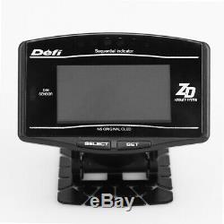 Course Dash Voiture Écran LCD Obd Tableau De Bord Numérique Racing Gauge Rallye Kit