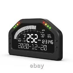 Do922 Car Dashboard Display Race Dash Display Kit Température De L'eau Pression D'huile