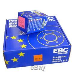 Ebc B10 Frein Kit Plaquettes Avant Disques Pour Mazda 6 (gh)