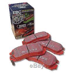 Ebc Redstuff Plaquettes De Frein Avant Pour Lexus Gs430 2005- Dp31589c