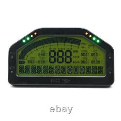 Kits De Jauge Numérique Écran LCD Capteur De Haute Précision Car Dash Race Obd2