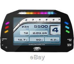 Lien Ecu Mxs Strada Can Race Car Display Dash Avec Loom Can Pour Plugin Ecu