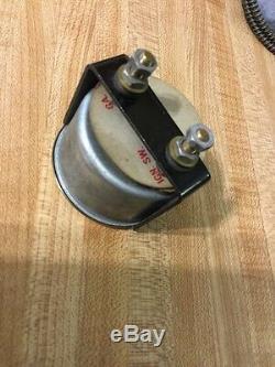 Nos Gaz Nous Jauge De Niveau D'essence Très Rare Prewar Race Car Dash Instrument Old