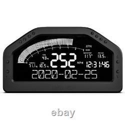 Nouveau Car Dash Race Display Obdll Bluetooth Dashboard LCD Screen Digital Gauge Kit