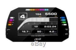 Objectif Mxg Car Racing 7 Tft Dashboard Dash Enregistreur De Données Avec Le Module Gps 4 M