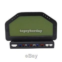 Race Car Dash Bluetooth À Sense Dashboard Gauge Rally LCD Sincotech Do908