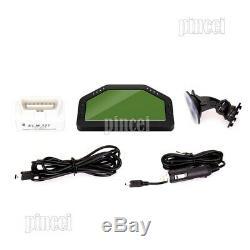 Sincotech Do903 Race Dash Affichage Obd2 Bluetooth Dashboard 9000rpm LCD Pour Voiture