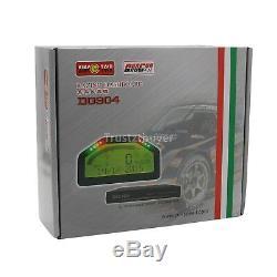Sincotech Do904 Car Race Dash Bluetooth Tableau De Bord Complet Du Capteur Rallye LCD Gauge De