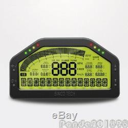 Sincotech Do904 Dash Race Display LCD Bluetooth Sensor Kit Tableau De Bord Pour Voiture 12v
