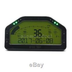 Sincotech Do908 Race Car Dash Bluetooth À Capteur Tableau De Bord Gauge Rallye LCD Sz