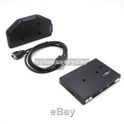 Sincotech Do908 Voiture De Course Dash Bluetooth Dashboard Gauge Rally LCD 0-255km / H